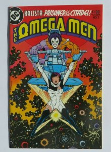 Omega Men #3 NM High Grade Key Issue 1st App. Lobo 1st Print DC Comics 1983