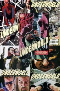 UNDERWORLD (2006) 1-5  complete series!