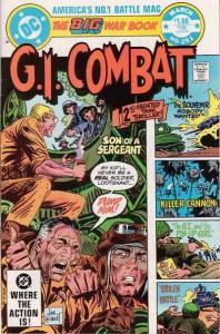G.I. Combat (1957 series) #251, VF- (Stock photo)