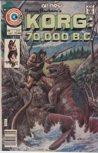 Korg: 70,000 B.C. #3