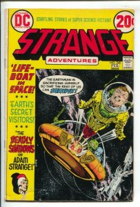 Strange Adventures #240-1973-DC-Mike Kaluta art-Adam Strange appears-VG