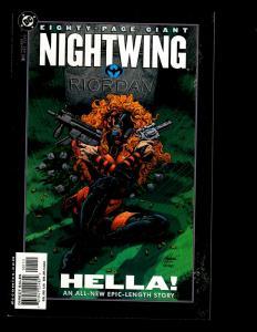 9 DC Comics Nightwing 80-Page Giant 1 '2 Nightwing/Huntress 1 2 3 4 +MORE GK10