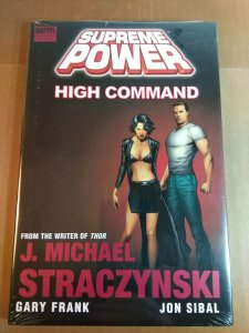 Supreme Power: High Command by J. Michael Straczynski and Gary Frank