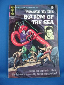 VOYAGE TO THE BOTTOM OF THE SEA 13 VF+ 1968