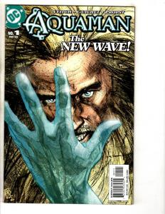 Lot Of 10 Aquaman DC Comic Books # 1 2 3 4 5 6 7 8 9 10 Superman Batman CR15