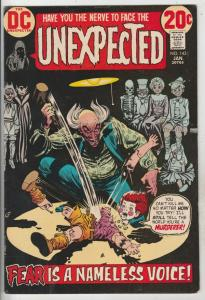Unexpected, The #143 (Jan-73) VF/NM High-Grade