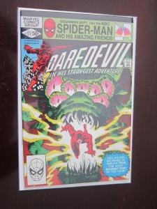 Daredevil #177 Direct - First 1st Series - 8.0 - 1981
