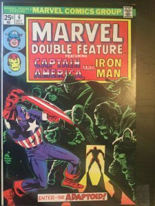 Marvel Double Feature #6 (1974)