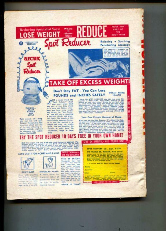 Wonder Story Annual-Pulp-1953-Robert A Heinlein-Isaac Asimov