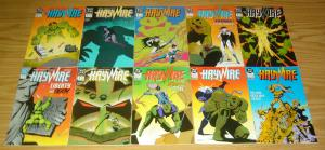 Haywire #1-13 VF/NM complete series - dc comics - no one gets out alive! set
