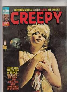 Creepy Magazine #79 (May-76) FN+ Mid-Grade