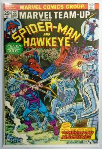 Marvel Team-Up (1st Series) #22, 4.0 (1974)
