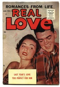 Real Love #69 1955- Ace Golden Age Romance- VG