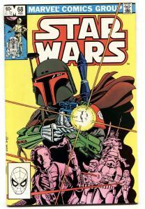 STAR WARS #68-Boba Fett-comic book-Raw-NM-