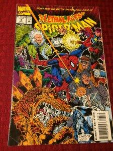 Lethal Foes of Spider-Man #4 Marvel Comics (1993) FN Swarm