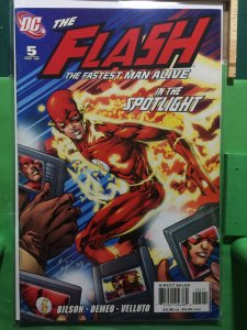 The Flash #5 The Fastest Man Alive