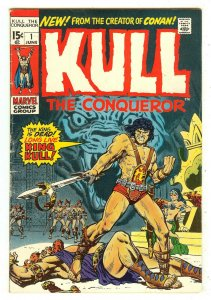 Kull The Conqueror 1   Origin & 2nd Kull