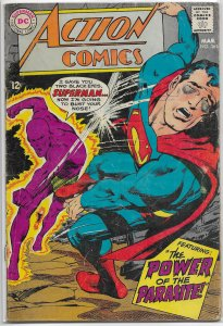 Action Comics   vol. 1   #361 GD Supergirl
