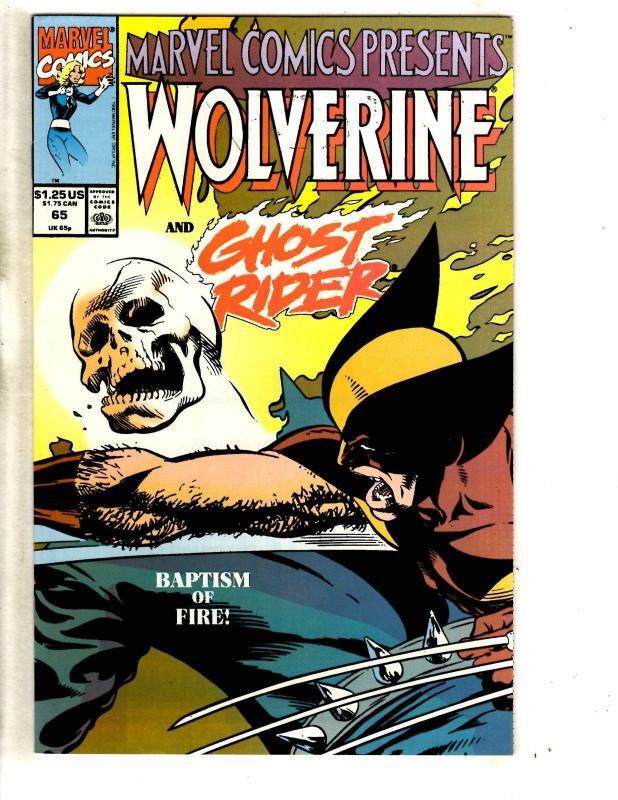 marvel comics presents 66
