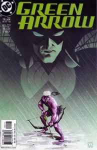 Green Arrow (2nd Series) #22 VF/NM; DC | save on shipping - details inside