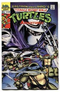 TEENAGE MUTANT NINJA TURTLES ADVENTURES #1 comic book 1st ISSUE-VF