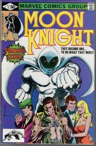 Moon knight #1 (Marvel, 1980) KEY NM to NM-