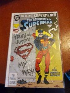 Superman #501 (1993)