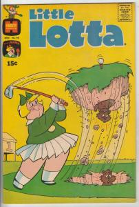 Little Lotta #93 (Nov-90) NM/NM- High-Grade Little Lotta