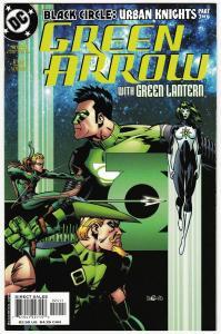 Green Arrow #24 Green Lantern (DC, 2003) VF/NM