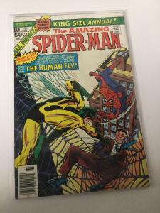 The Amazing Spider-Man King Size 10 Fn Fine 6.0  Marvel
