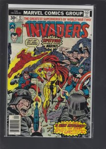 The Invaders #12 (1977)