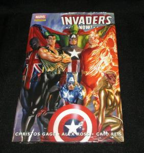 Invaders Now! Hardcover Graphic Novel (Marvel) - New!