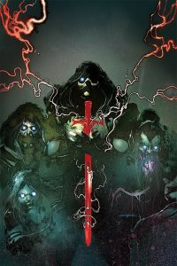KISS END (2019 DYNAMITE) #5 VARIANT 1:10 SAYGER VIRGIN INCV PRESALE-09/11