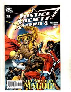 6 Justice Society DC Comic Books 31 32 33 Superman 1 Magog 1 Kingdom 1 CJ9