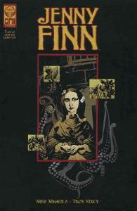 Jenny Finn #1 VG; Oni   low grade comic - save on shipping - details inside