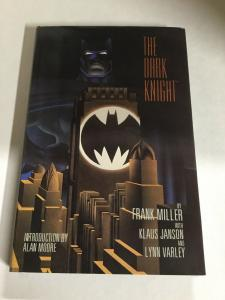 The Dark Knight Special Edition Signed By Frank Miller DC Comics Hardcover TPB