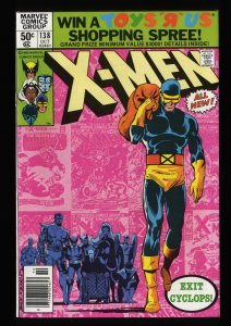 X-Men #138 NM- 9.2 White Pages