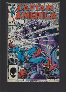 Captain America #304 (1985)