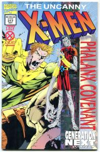 Uncanny X-Men #317 1994-MARVEL-FIRST BLINK- NM-