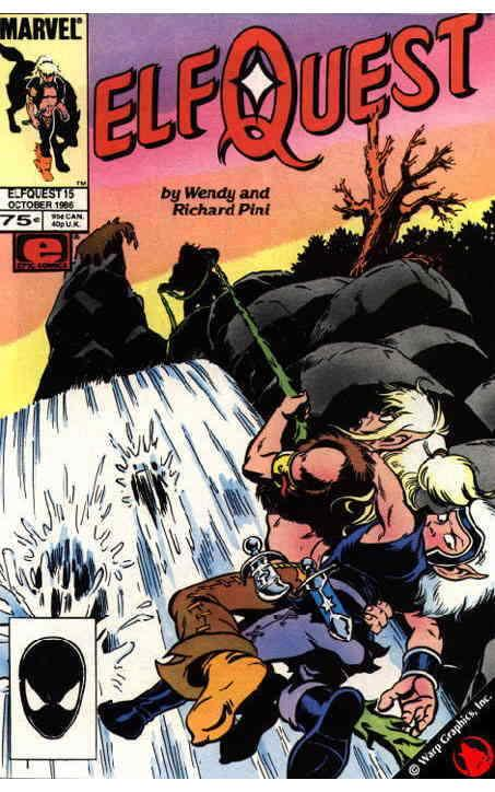 Elfquest (Epic) #15 VF/NM; Epic | save on shipping - details inside