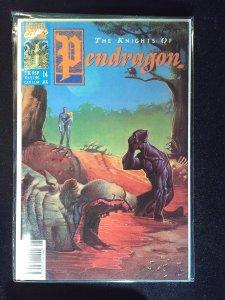 Knights of Pendragon (UK) #14 (1991)