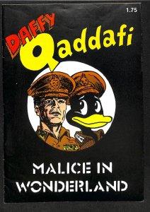 Daffy Qaddafi (FR) #1 (1986)