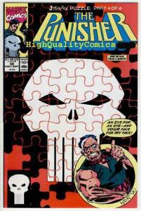 PUNISHER #38, NM+, Jigsaw, Mike Baron, Reinhold,1987, more in store