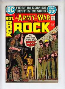 Our Army at War #248 (Aug-72) VF High-Grade Sgt. Rock, Easy Co.