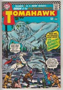 Tomahawk #106 (Oct-66) VF/NM High-Grade Tomahawk