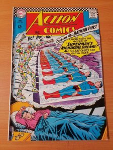 Action Comics #344 ~ FINE FN ~ (1966, DC Comics)