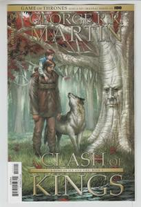 GAME OF THRONES CLASH OF KINGS (2017 D. E.) #9 NM- NM