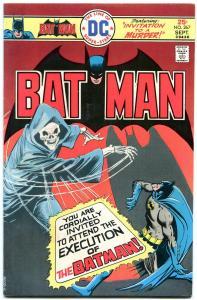 Batman #267-Bronze Age-DC-HIGH GRADE---VF/NM-1975
