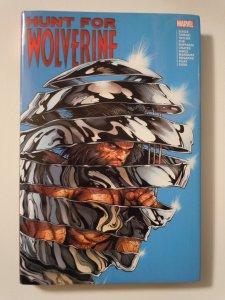 Hunt For Wolverine Hardcover (2018)
