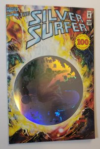 Silver Surfer #100 Hologram Cover Marvel Comics 1995 NM